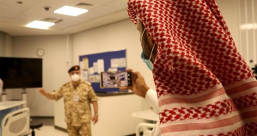 Journalists Visit Crown Prince Center for Training and Medical Research