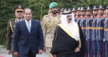 HH Shaikh Nasser bin Hamad Praises Bahraini-Egyptian Relations
