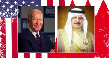 HM King Congratulates US President-elect, Joe Biden