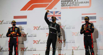 Bahrain race provides a miracle