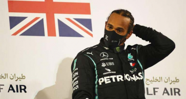 Bahrain: Hamilton to Miss Sakhir Grand Prix After Testing Positive for COVID-19