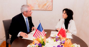 Bahrain and the U.S.A. sign cultural agreement