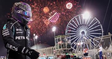 Hamilton holds off Verstappen in epic Bahrain opener