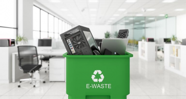 E-Waste – How We Consume and Manage it
