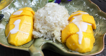 You'll love this recipe for Thai Sticky Rice with Mango!