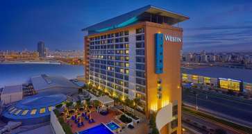 Enjoy this Summer Offer at The Westin City Centre Bahrain.