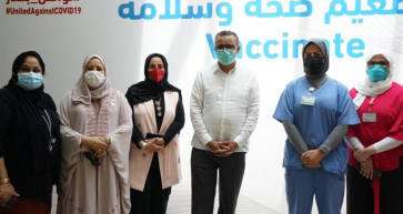 World Health Organisation Director-General opens WHO Office in Manama