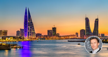 There is no better entry point than Bahrain!