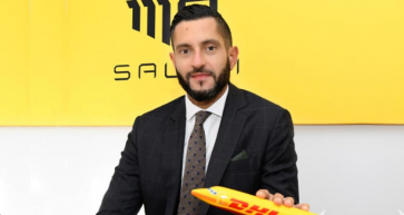 Makram Raad, Country Manager of DHL Express