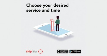 VIVA Collaborates with Skiplino