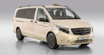 The Perfect Taxi | Mercedes-Benz Vito City Taxi