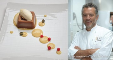 Michelin-starred chef Giancarlo Perbellin