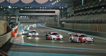 Racing Action at Its Best! | Porsche Bahrain