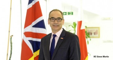 Exciting Times Ahead | British Ambassador, HE Simon Martin