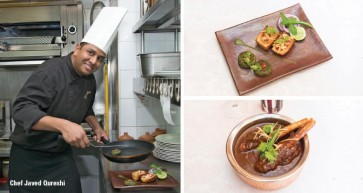 A Taste of India - Chef Javed Qureshi