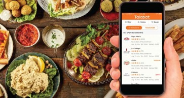 Food at Your Fingertips - Talabat