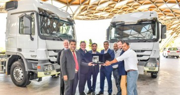Al Haddad Motors Celebrates Long-standing Partnership With Agility Bahrain