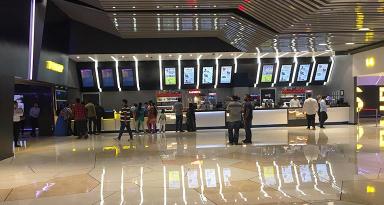 New Cineplex in Town