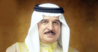 Bahrain His Majesty King directed relief aid to blast-hit Lebanon