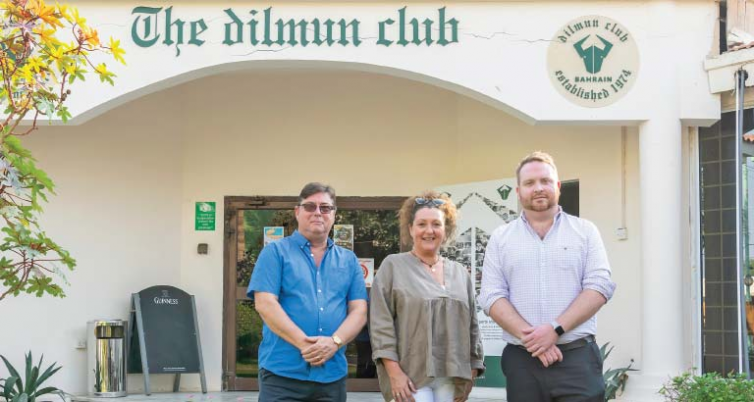 The Dilmun Club Bahrain Heading for a Half Century