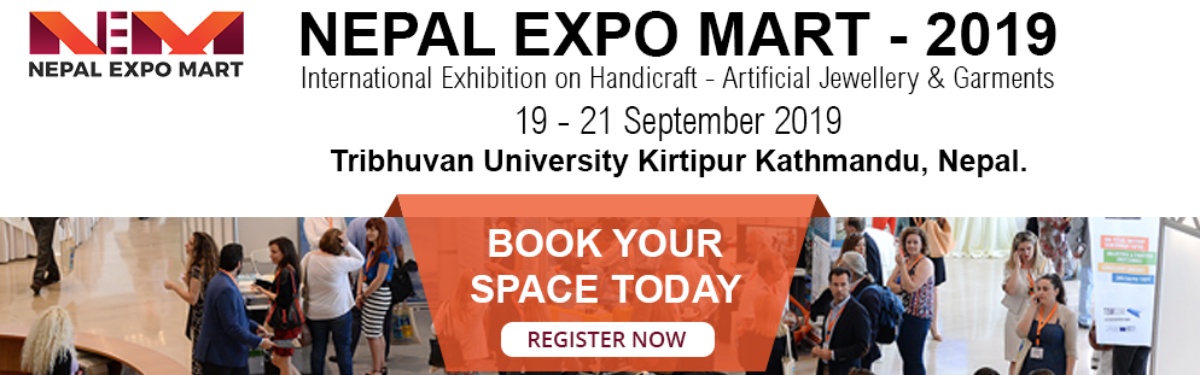 Nepal Expo Mart 2019 - Bahrain This Month