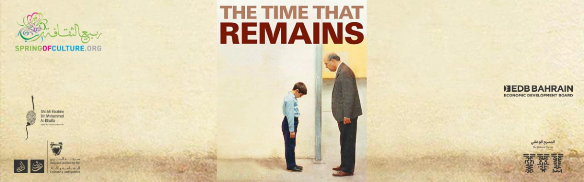 Film Screening The Time That Remains (2009)