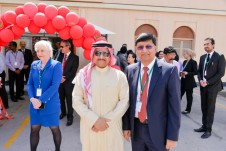 Zwemer Clinic Opening | American Mission Hospital - Bahrain This Month